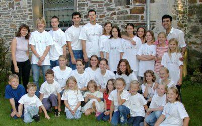 Die CHORUS e.V. Familie