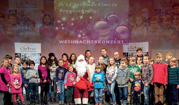 CHORUS e.V. Ein schönes Weihnachtsfest