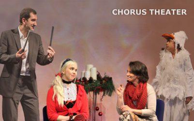 CHORUS e.V. Theateraufführung in Braunschweig
