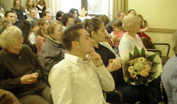CHORUS e.V. Jubiläum der Chorus-Akademie