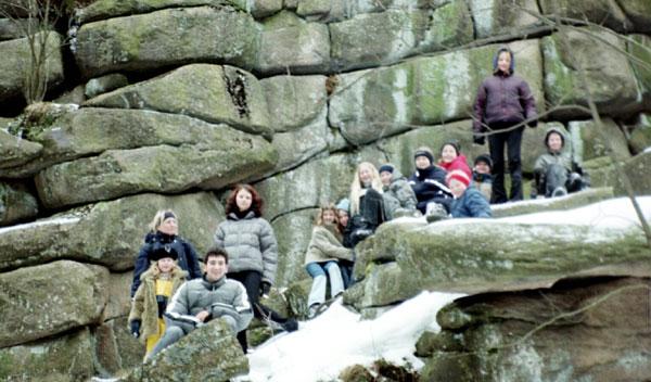 CHORUS e.V. Familienzeit in den Bergen
