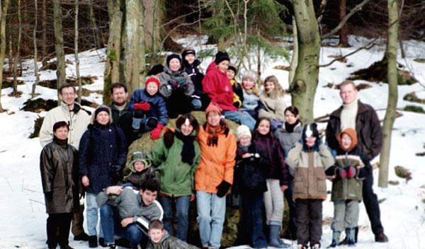 CHORUS e.V. Die Chorus Familie an der frischen Bergluft