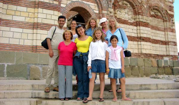 CHORUS e.V. Gemeinsamer Sommerurlaub