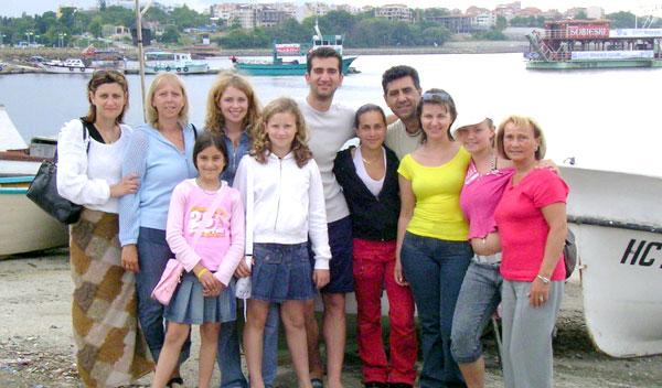 CHORUS e.V. Chorus Familie am Meer