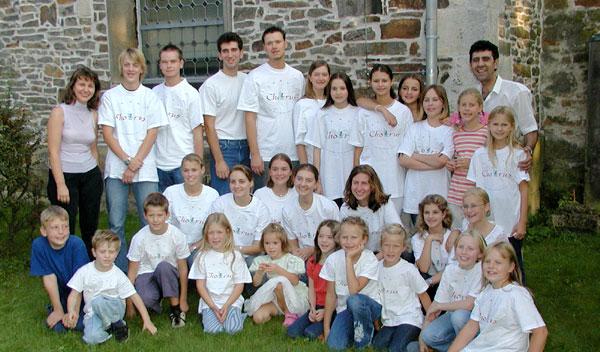 CHORUS e.V. Die Chorus Familie