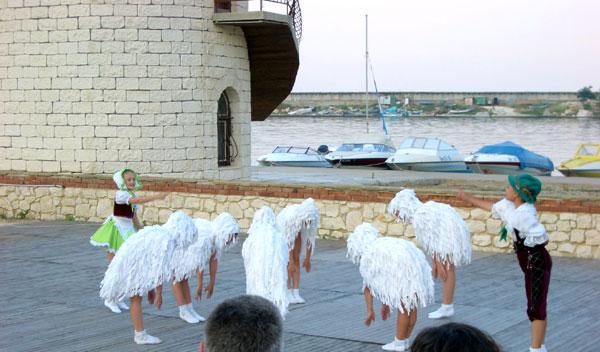 CHORUS e.V. Internationaler Gesangswettbewerb in Bulgarien