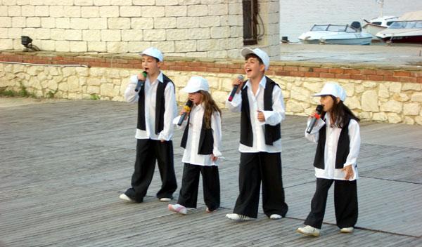 CHORUS e.V. Internationaler Pop-, Rock-, Jazz Gesangswettbewerb in Bulgarien