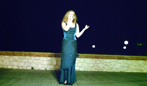 CHORUS e.V. Abendgala beim internationalen Gesanswettbewerb