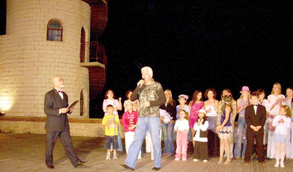 CHORUS e.V. Preisverleihung internationaler Gesangswettbewerb in Bulgarien