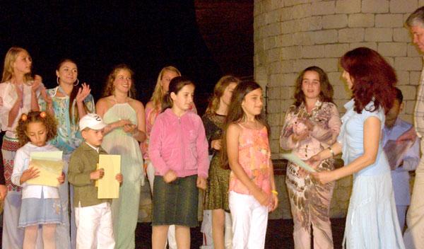 CHORUS e.V. - Preisverleihung beim internationalen Gesangswettbewerb