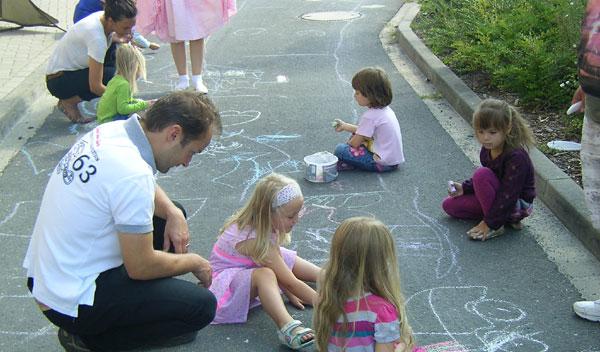 CHORUS e.V. Kinderfest