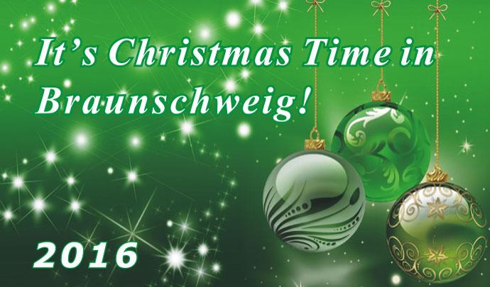 Weihnachtsfest chorus e.V. Braunschweig