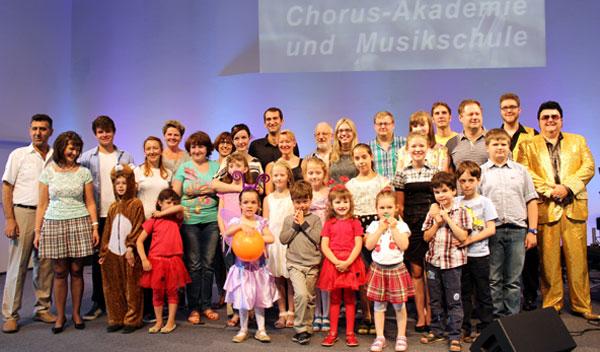 CHORUS e.V. Sommerfest in Braunschweig 2014