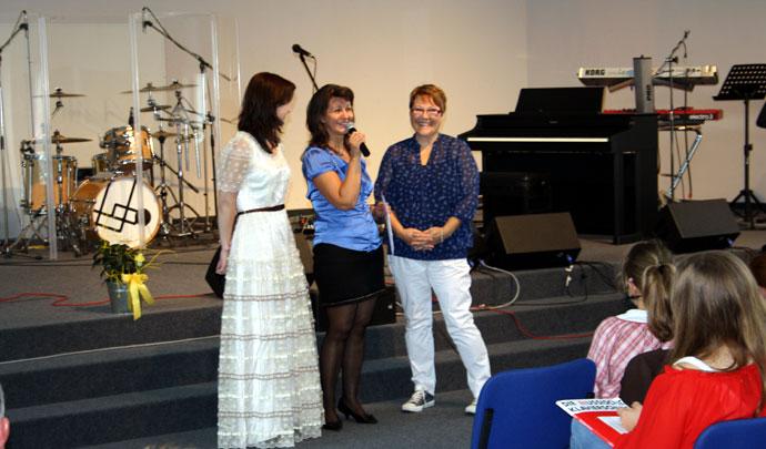 CHORUS e.V. Braunschweig - Sommerfest 2012