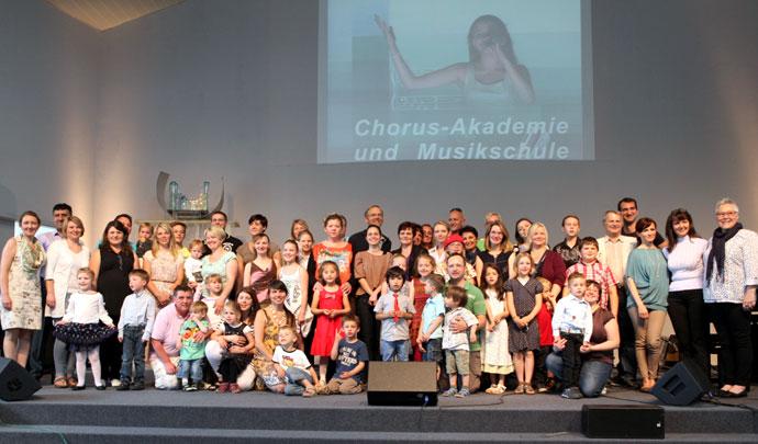 CHORUS e.V. Sommerfest 2013 in Braunschweig