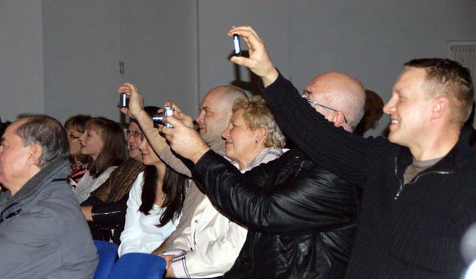 CHORUS e.V. Tag der offenen Tür - 2012