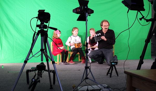 Videoworkshop bei CHORUS e.V.