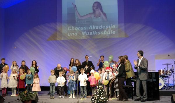 CHORUS e.V. Weihnachtsfest 2014