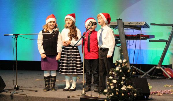 Weihnachtsfest der CHORUS e.V.