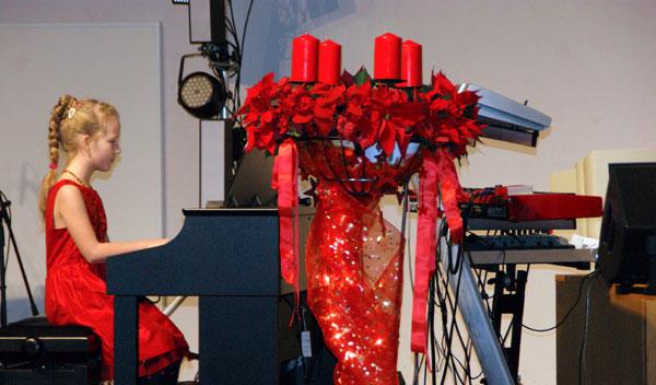 CHORUS e.V. Weihnachtsfest 2013 in Braunschweig