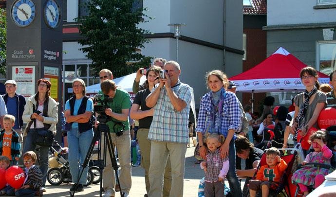 CHORUS e.V. - Stadteilfest im Westlichen Ringgebiet Braunschweig