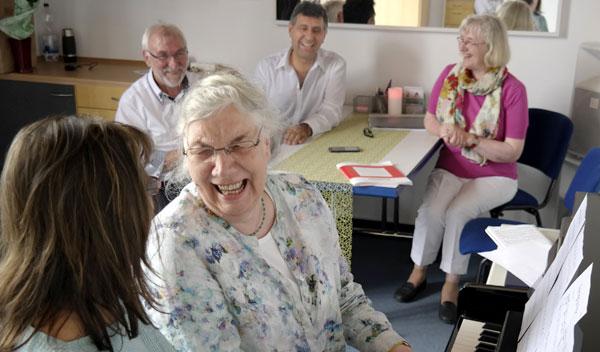 CHORUS e.V. - Lachen macht und hält gesund