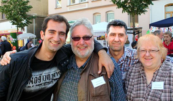 CHORUS e.V. beim Stadteilfest Westliches Ringgebiet Braunschweig