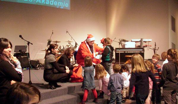 CHORUS e.V. feiert Weihnachten in Braunschweig