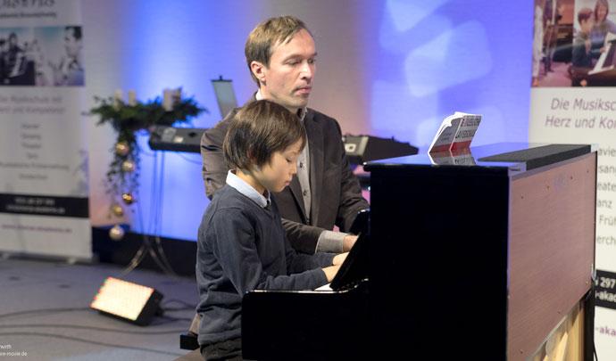 Klavier Konzert